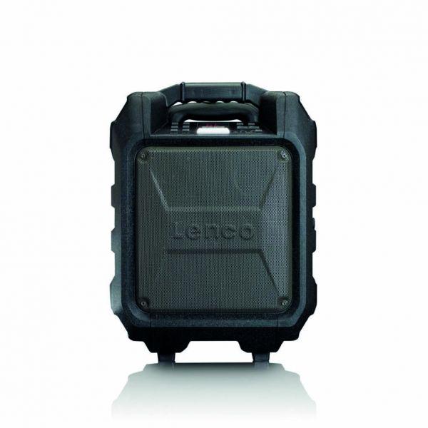LENCO PA-60 Party Speaker Bluetooth 35W rms Lautsprecher, Akku